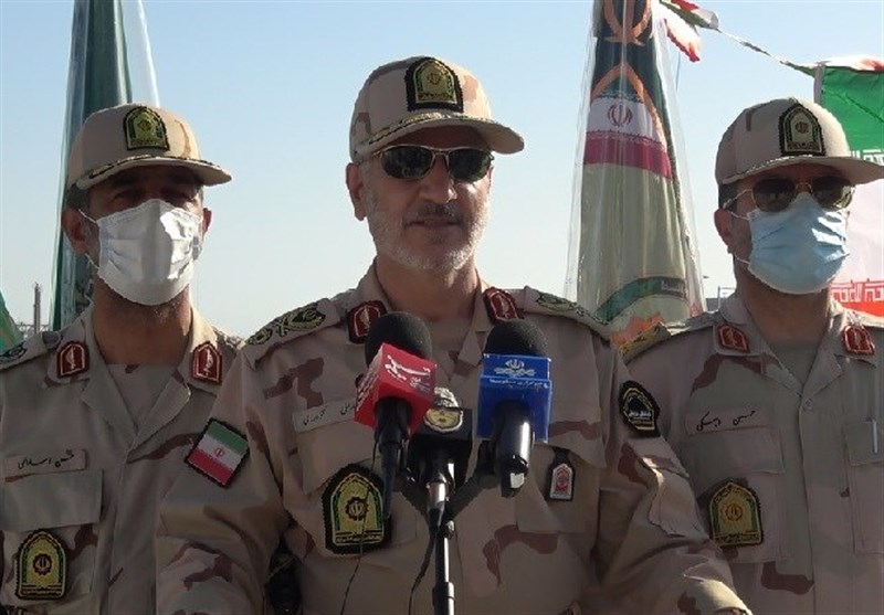 Iran Police Using Advanced Devices to Protect Borders: Commander