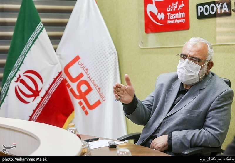 مرتضی بختیاری رئیس کمیته امداد امام خمینی (ره)