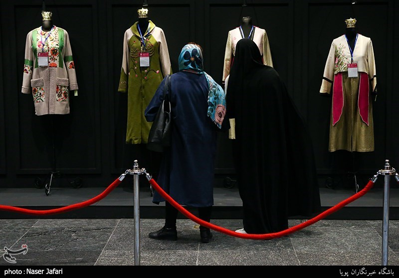 مد و لباس , عفاف و حجاب , عکس , سالن برج آزادی ,