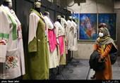 جشنواره مد و لباس فجر در برج آزادی کلید خورد+عکس