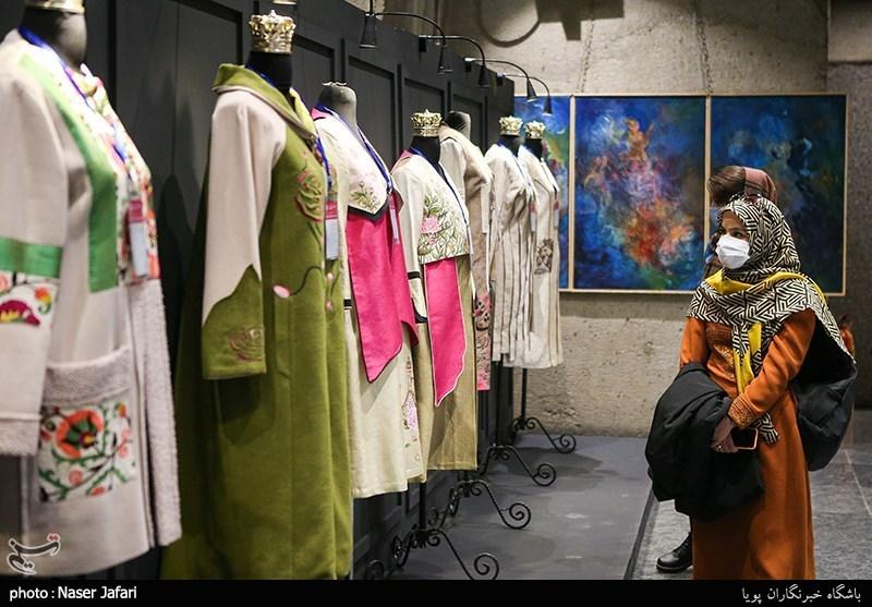 نمایشگاه آثار جشنواره مد و لباس اسلامی- ایرانی در بیرجند افتتاح شد