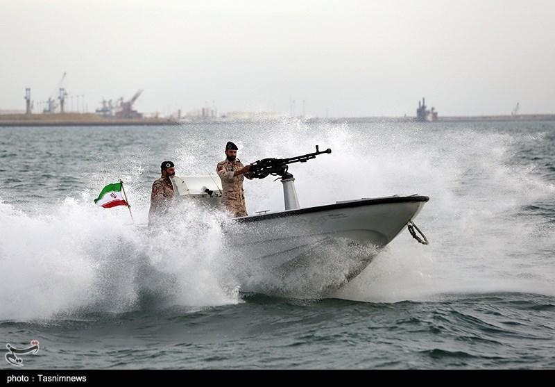 اجرای عملیات آزادسازی کشتی ربوده شده در رزمایش ایران و روسیه