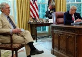 انتقاد شدید ترامپ از «میچ مککانل» رهبر اقلیت مجلس سنای آمریکا