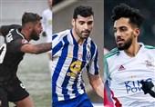 3 مهاجم ایرانی نامزد بهترین لژیونر هفته فوتبال آسیا