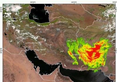 تداوم طوفان در منطقه سیستان/ شعاع دید افقی به 3000 متر کاهش یافت