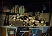 دستورات رئیس جمهور برای تسریع در امدارسانی به زلزله زدگان
