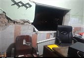 زلزله 5.6 دنا ریشتری 1200 منزل مسکونی را تخریب کرد