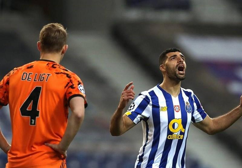 Porto Forward Taremi Punishes Juve Early On