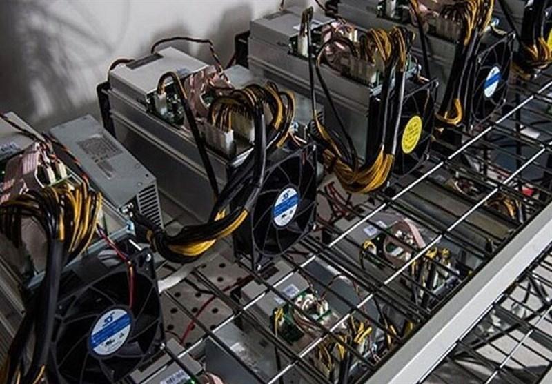 25 دستگاه استخراج رمز ارز غیرمجاز در محمدشهر کرج کشف شد