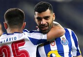 Taremi Scores As Porto Beats Tondela