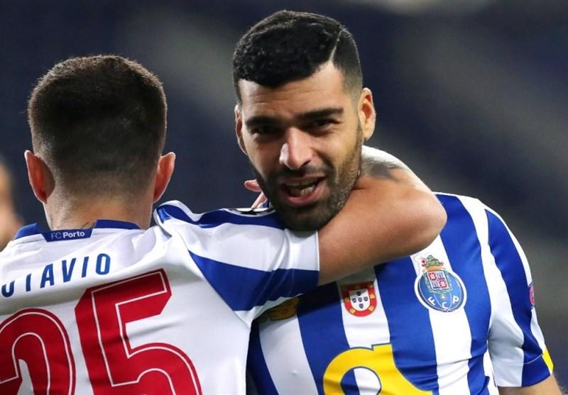 Taremi Scores As Porto Beats Tondela
