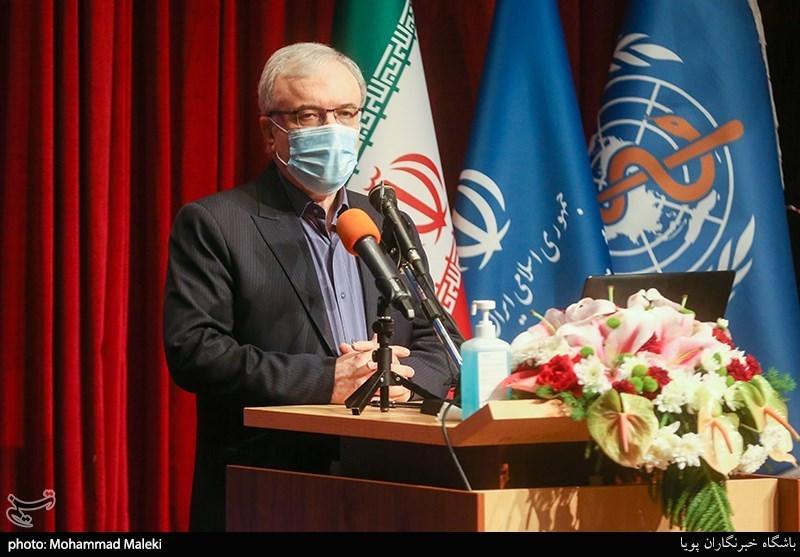 وزیر بهداشت در همدان: 7 بیمار کرونایی شب عید به بیش از 1400 نفر رسیده است