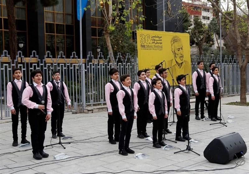 جشنواره موسیقی فجر , بنیاد رودکی , موسیقی ,