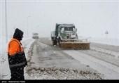 هواشناسی ایران 99/12/2|ورود 2 سامانه بارشی از شمال غرب و جنوب غرب/ برف و باران 5 روزه در کشور