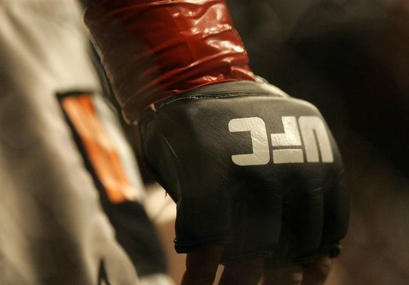 نمایش مهمترین اتفاقهای UFC در تیکتاک