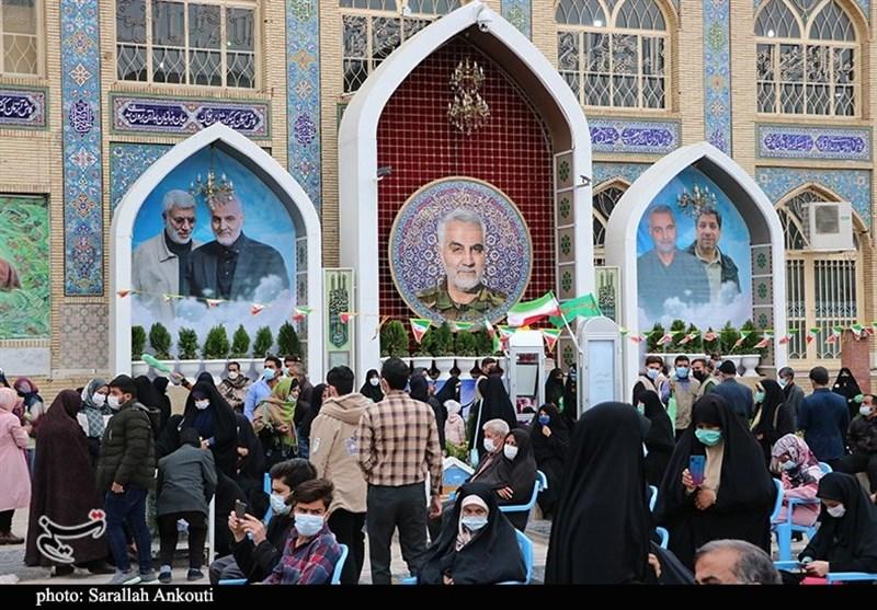یادواره سرداران و 434 شهید شهرستان نکا برگزار میشود