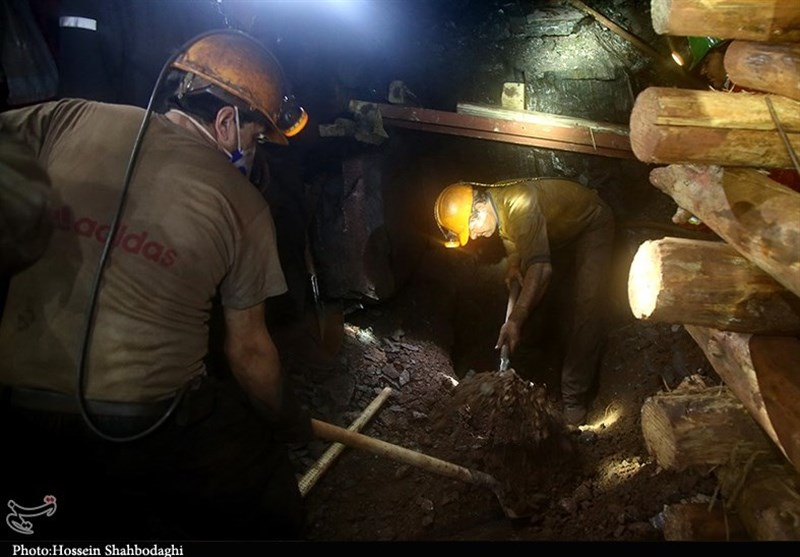 معدن کلاریز دامغان ریزش کرد؛ یک کارگر جان خود را از دست داد