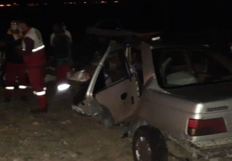 تصادف خونین در بلوچستان 3 کشته و 10 مصدوم در پی داشت