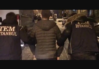 عملیات نیروهای امنیتی ترکیه علیه عناصر داعش در استانبول