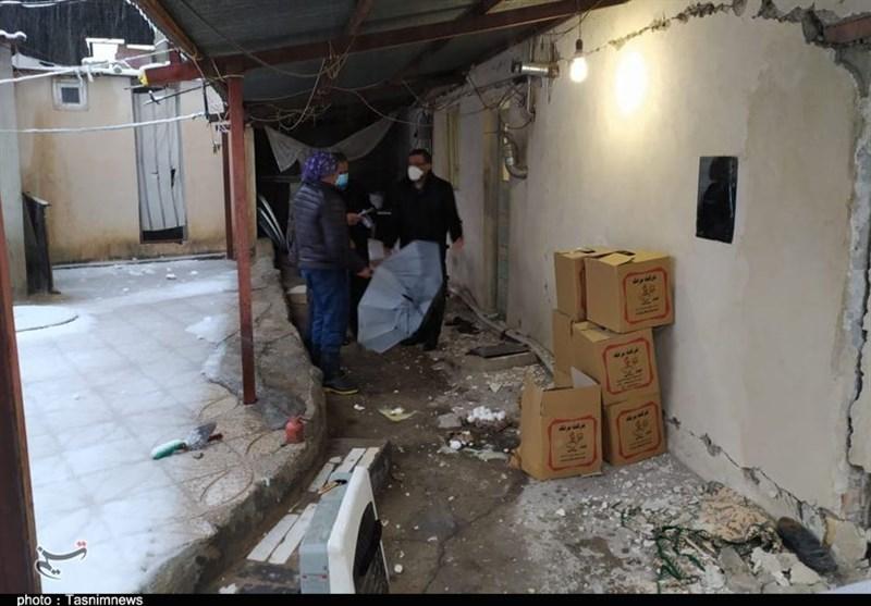 180 واحد مسکونی قرارگاه خاتمالانبیاء به زلزلهزدگان سیسخت تحویل میشود