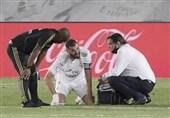 غیبت احتمالی بنزما مقابل آتالانتا در لیگ قهرمانان اروپا