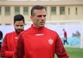 حسینی: شرایط برای همه تیمها سخت است/ بازی به بازی جلو میرویم