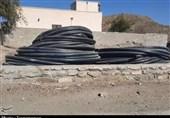 پیگیری گزارش| مشکل آب مردم هیچان همچنان پابرجا/ شرکت آبفا هنوز بیل مکانیکی اعزام نکرده است