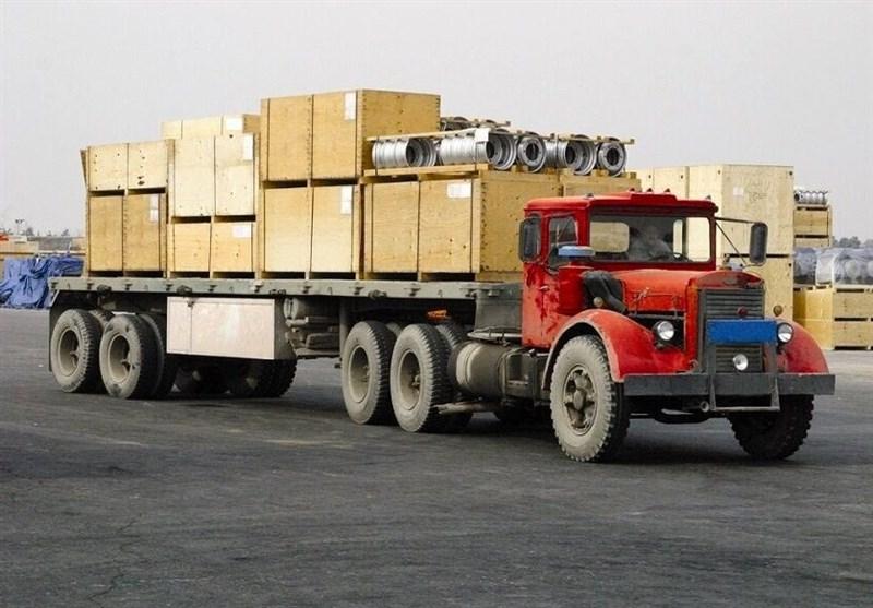 تردد 55 هزار کامیون سالخورده در جادههای ایران