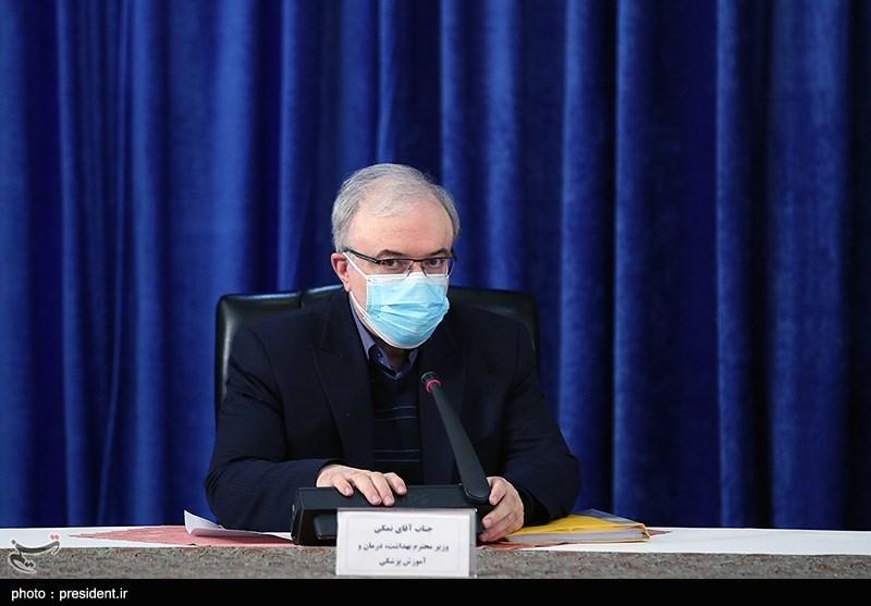 درخواست وزیر بهداشت از رحمانی فضلی برای توقف یک هفتهای رفت و آمد به ترکیه