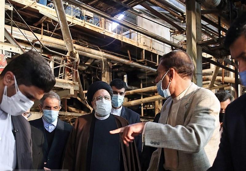 دستور مهم رئیس قوه قضائیه برای احیای کارخانه قند یاسوج / پلمب کارخانه شکسته شد / بازگشت 1000 کارگر به محل کار + فیلم