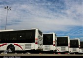 ناوگان اتوبوسرانی زنجان از 25 اردیبهشت فعالیت خود را مجددا آغاز میکند