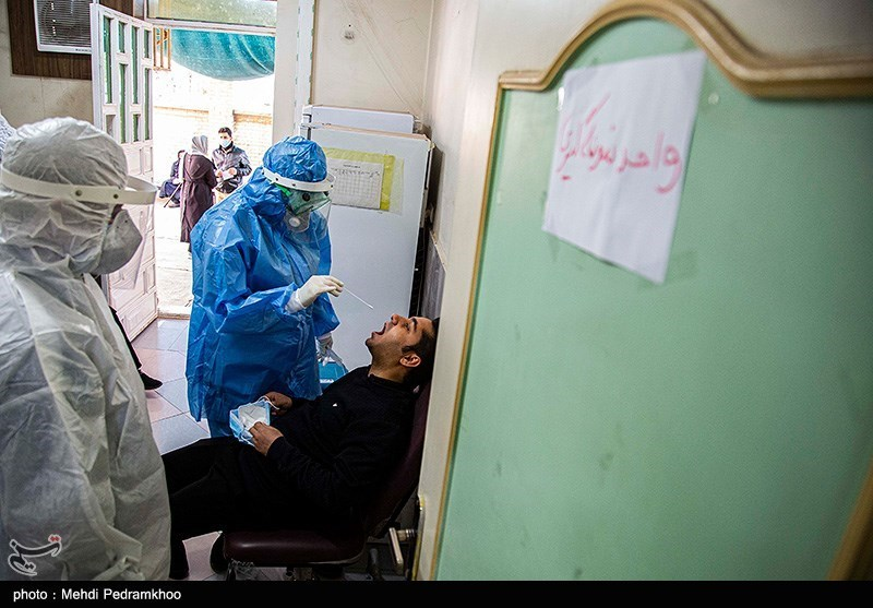 Over 8,200 New COVID-19 Cases Reported in Iran