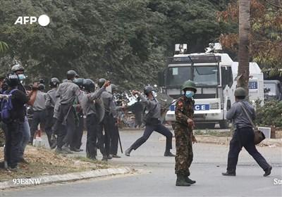 گزارشگر حقوق بشر سازمان ملل: تلفات اعتراضات میانمار به ۷۰ نفر رسید
