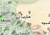 یمن| ادامه پیشروی ارتش و کمیتههای مردمی در جبهه مأرب/ ارسال تجهیزات اسرائیلی به بندر سقطری