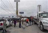Texas Residents Dealing with Water, Food Shortages amid Severe Winter Storm