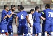 لیگ دسته اول فوتبال| صعود شهرداری آستارا به رده دوم و شکست خانگی بادران