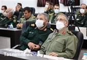 بازدید سردار شیرازی از موسسات جهاد خودکفایی نزسا در اصفهان