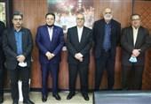 دیدار مدیرعامل باشگاه سپاهان و مدیرعامل باشگاه ذوبآهن/ تأکید بر گسترش همکاریهای دوجانبه