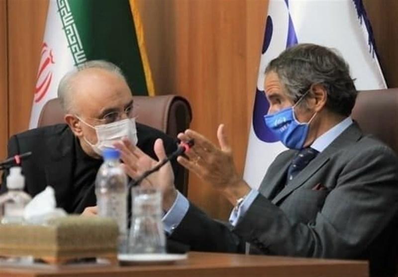 1399120311411961222283344 - آغاز مذاکرات آژانس و سازمان انرژی اتمی ایران