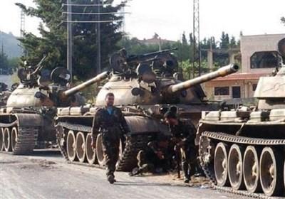سوریه  استقرار گسترده نیرو در اطراف «الباب»/ پاکسازی ۸۰درصد از صحرا از لوث داعش
