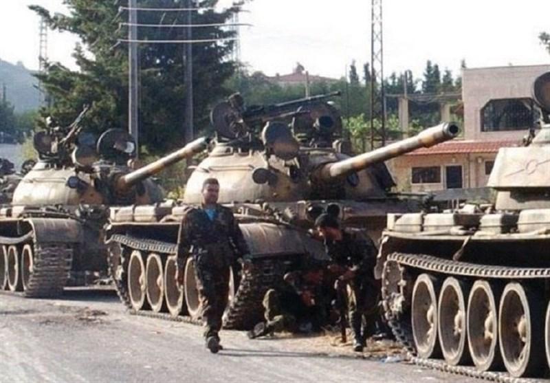 عزم دمشق برای انجام عملیات گسترده در ادلب و غرب حماه