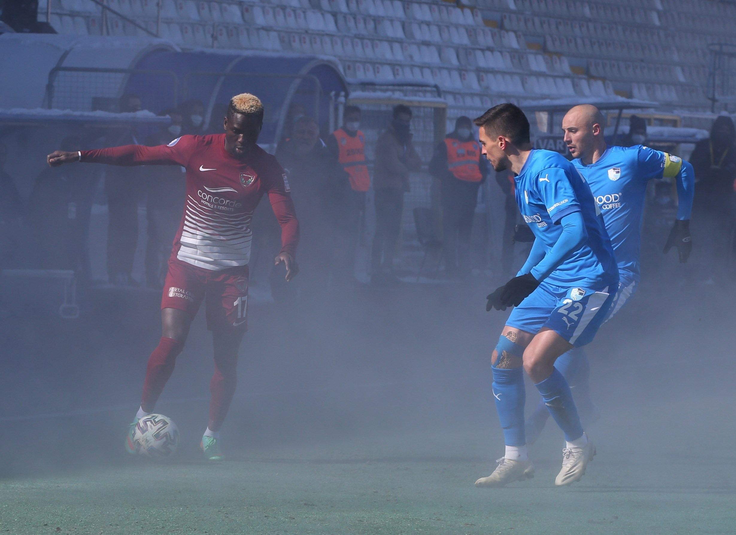 تیمهای فوتبال ترکیه ,