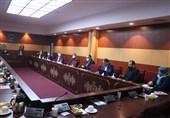 حضور هیئت رئیسه فدراسیون تنیس در نشست هیئت اجرایی کمیته ملی المپیک