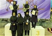 نفرات و تیمهای برتر رقابتهای آلیش بانوان مشخص شدند