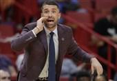 لیگ NBA| سرمربی مینه سوتا اخراج شد