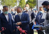 افتتاح خوابگاه تیراندازی با کمان با حضور سلطانیفر