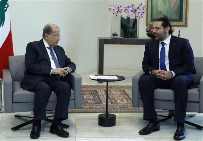 مذاکرات عون و حریری درباره تشکیل دولت بینتیجه ماند