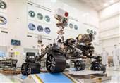 """جدیدترین فیلم ناسا از بیابانگردی """"مریخنورد استقامت"""" در سیاره سرخ"""