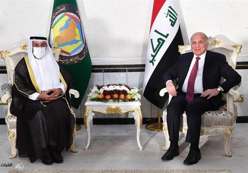 فواد حسین: سازوکار همکاری میان عراق و شورای همکاری باید فعال شود
