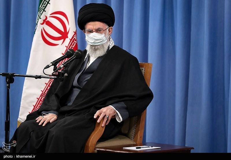 رهبر انقلاب: اختلافنظر مجلس و دولت درباره قانون هستهای با همکاری دو طرف حل شود/ حد غنیسازی ایران ۲۰درصد نیست,